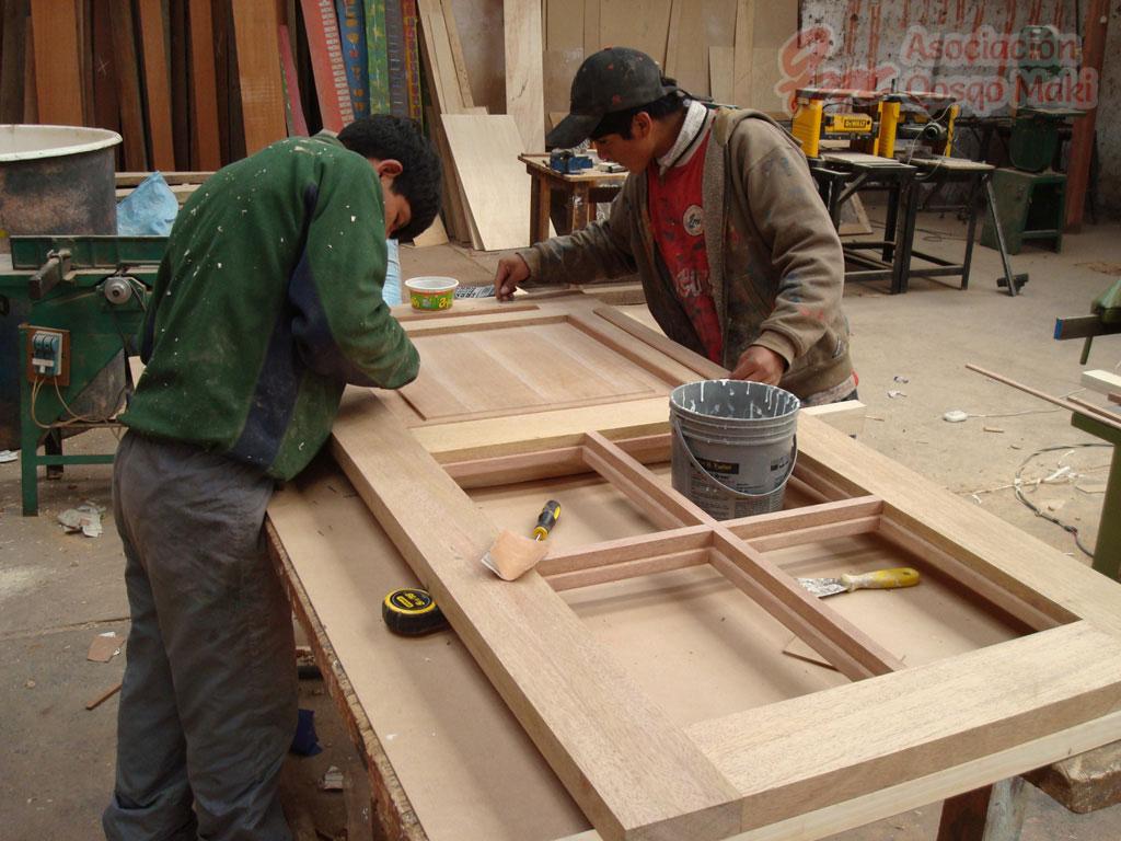 Mantenimiento general operadora dakatso del sureste - Materiales de carpinteria ...